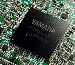 Yamaha CD-S2100 integrierte USB DAC Funktion