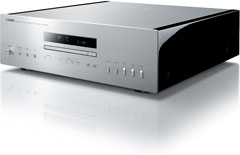Yamaha CD-S2100 elegantes Design