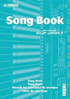 Yamaha ez 220 song book