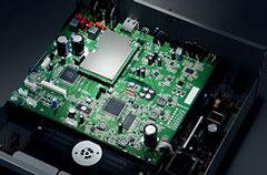 Yamaha MCR-N470D effizienter Digitalverstärker