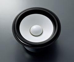 Yamaha MCR-N570D 2-Wege-System