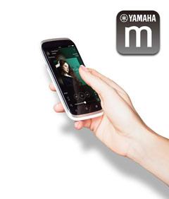 Yamaha R-N602 App Einrichtung