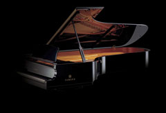 Yamaha Soavo Grand Piano