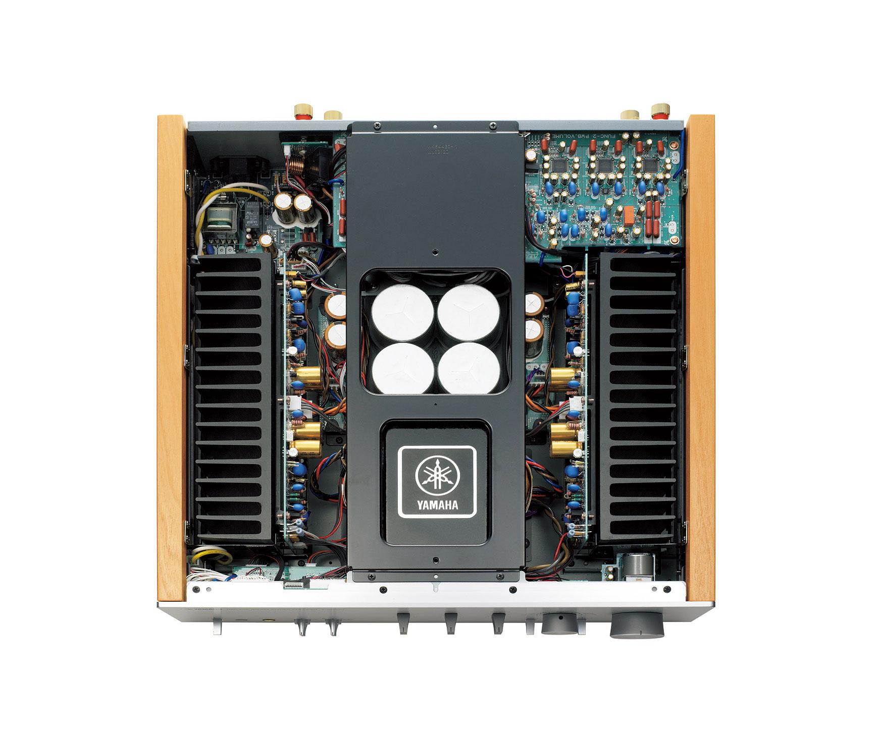 Yamaha S Amp