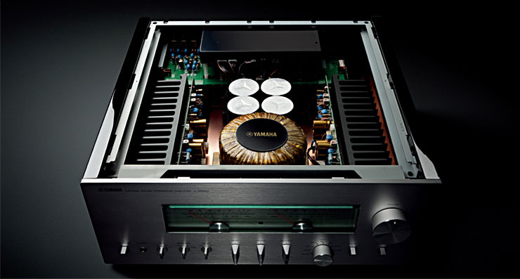 S3000 - Integrated Amplifiers - Yamaha - Singapore