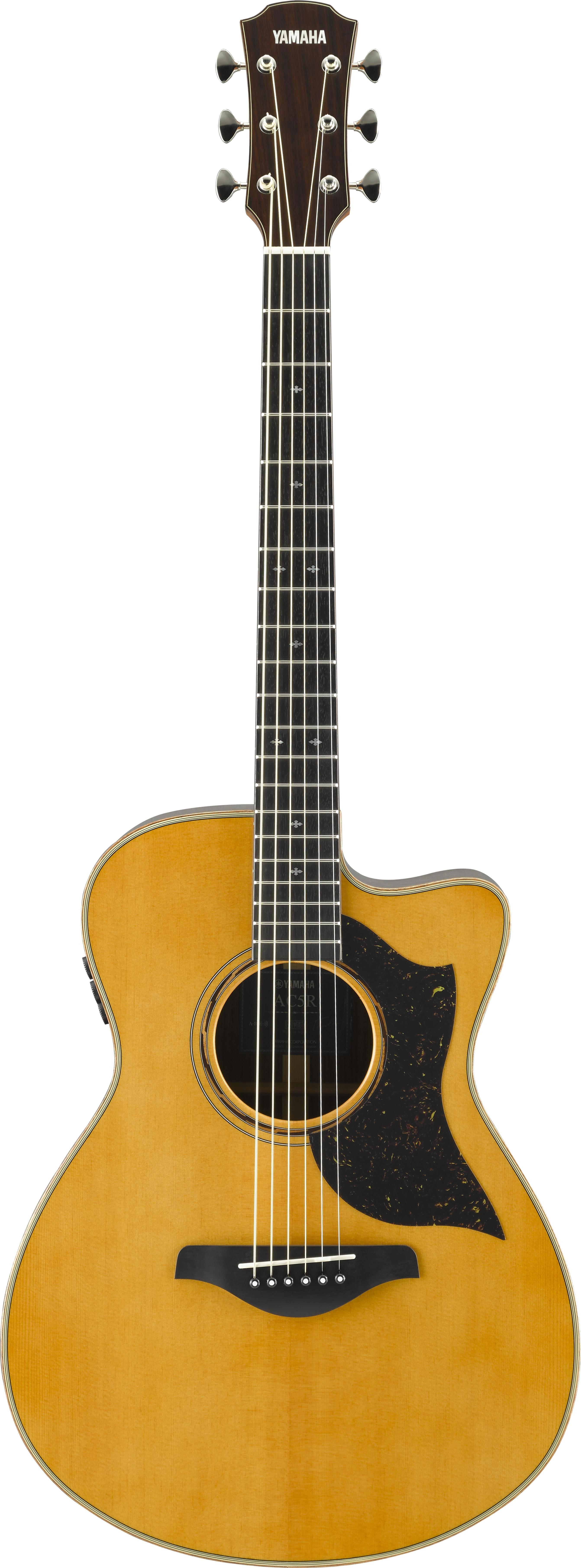 A R E Yamaha Guitars
