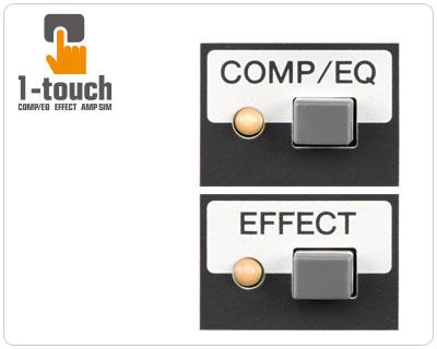 Yamaha USB Audio Interface AG03: Função DSP