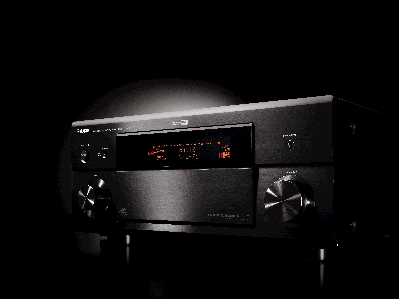 Ingrandimento foto - DSP-Z7 - Amplificatori AV ... Yamaha Audio