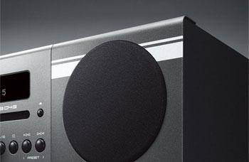 Yamaha MCR-B043D gute Klangqualität