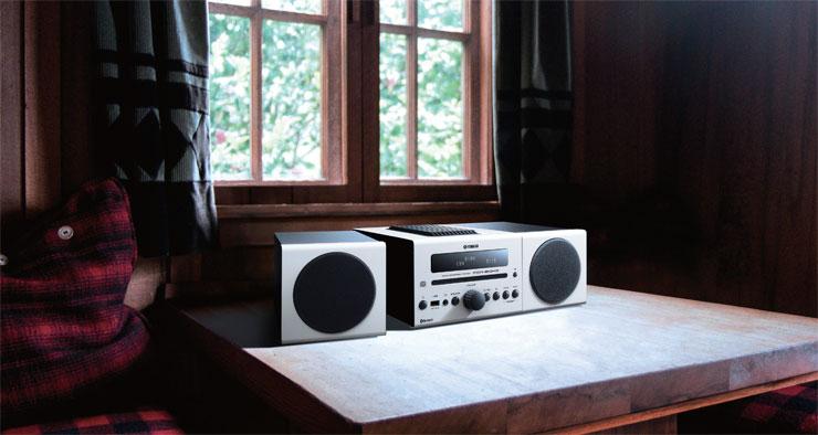 Yamaha MCR-B043D Zusatzfunktionen