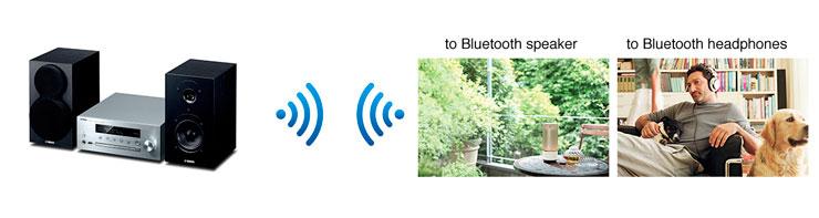 Yamaha MCR-N470D Bluetooth Sender