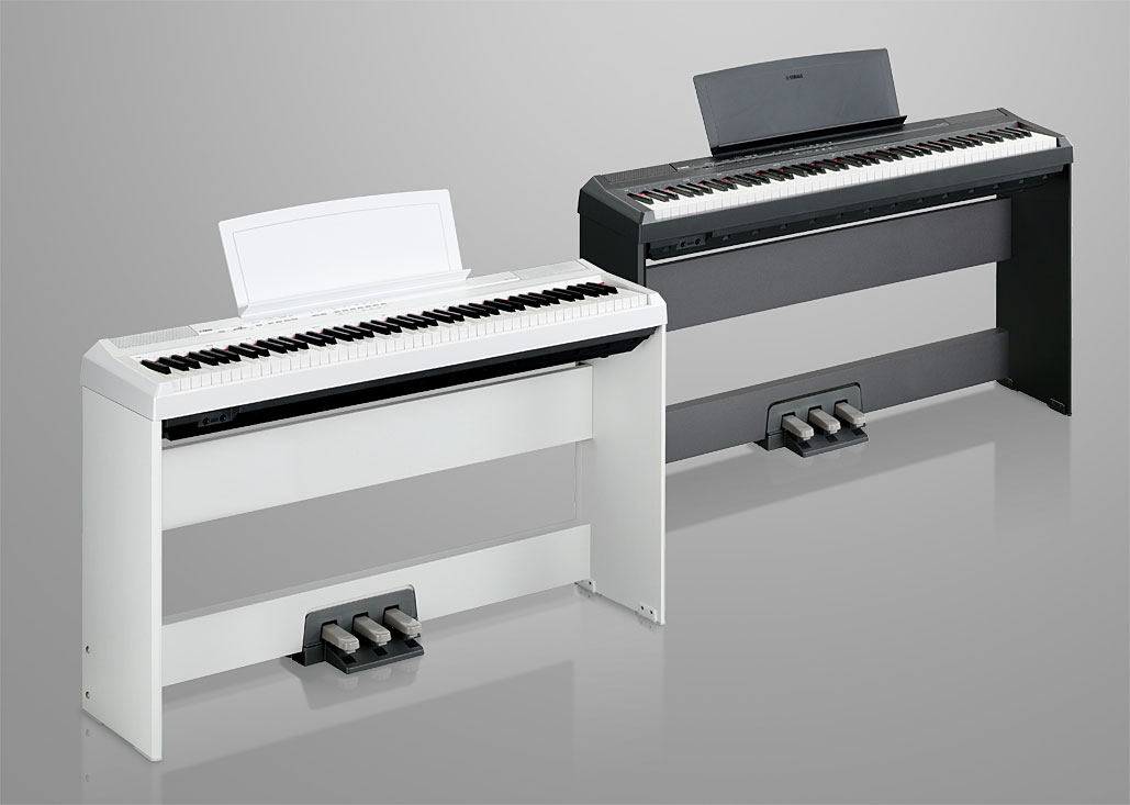 Compact and stylish digital piano