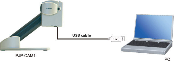 USB bus powered - no AC adapter needed