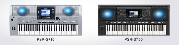 psr s750 arranger workstations pianos keyboards. Black Bedroom Furniture Sets. Home Design Ideas