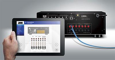 YAMAHA RX-A770 7 2-Ch x 95 Watts A/V Receiver | Accessories4less