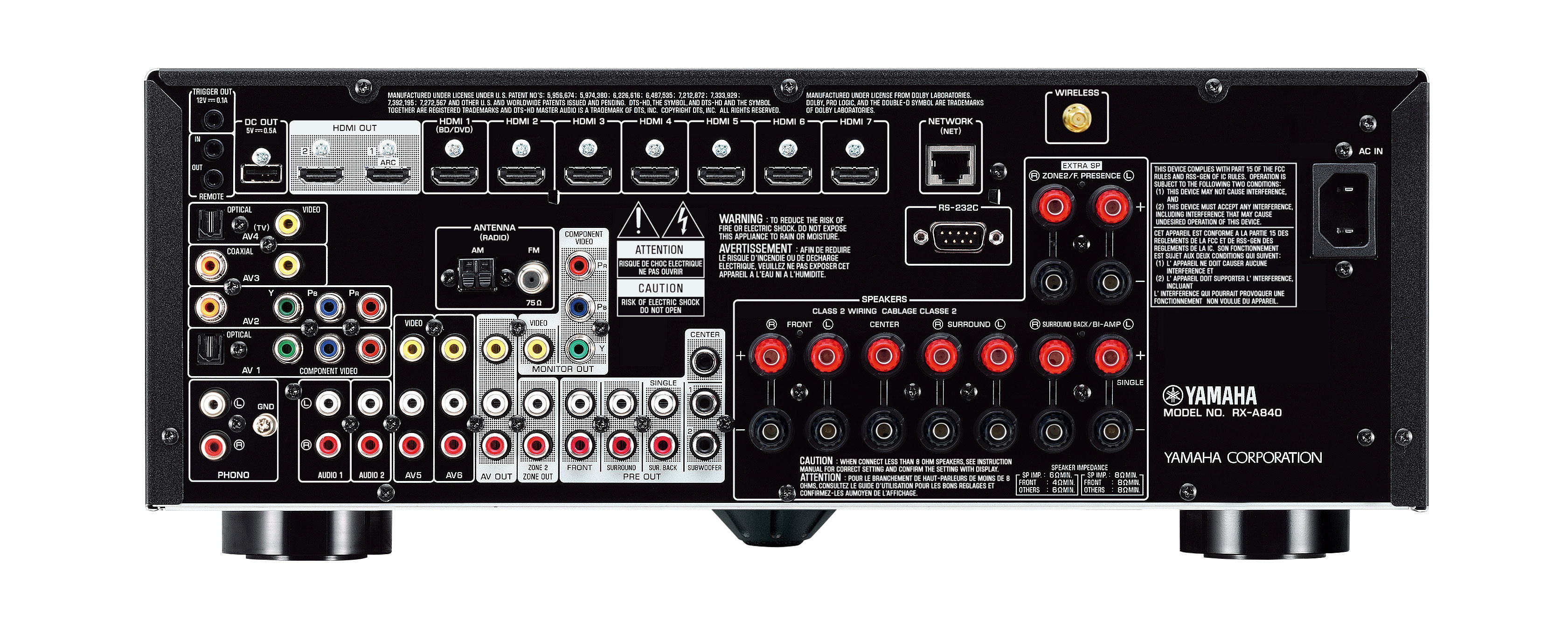 Where To Buy Yamaha Receivers In Usa