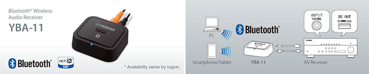 Yamaha Yba Bluetooth Dock Adapter