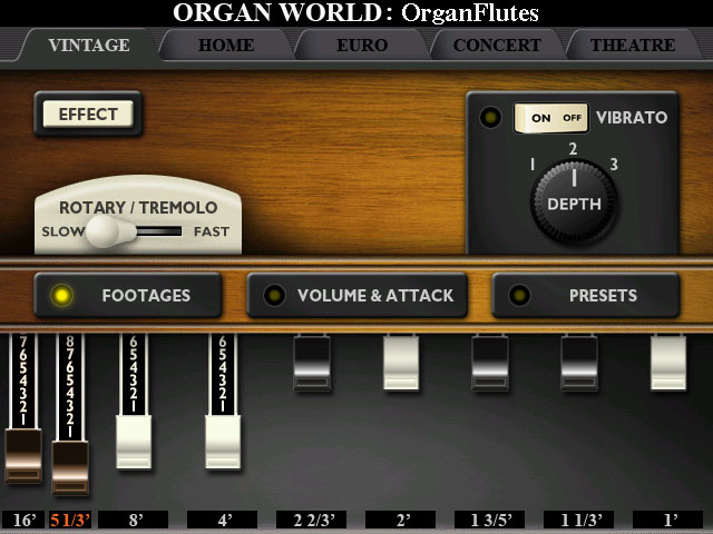 Welcome to Organ World