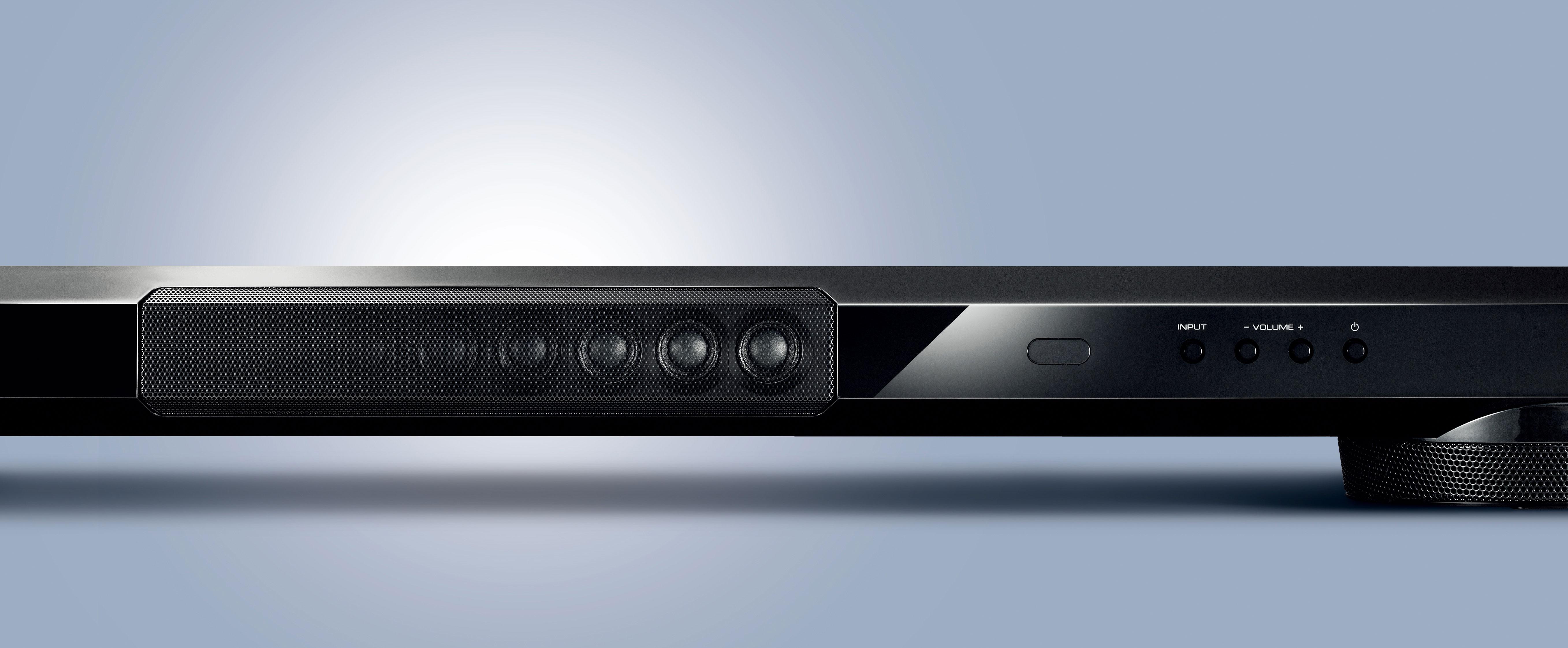 Yamaha ysp 1400 digital sound projector sound bar built in for Yamaha ysp 1400 app