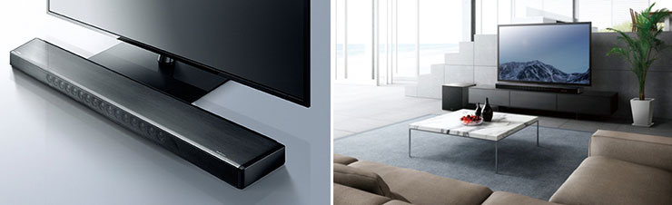 ysp 2700 sound bars audio visual products yamaha. Black Bedroom Furniture Sets. Home Design Ideas