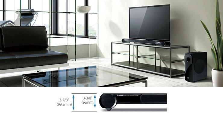 Ysp 4300 Sound Bars Audio Amp Visual Products Yamaha