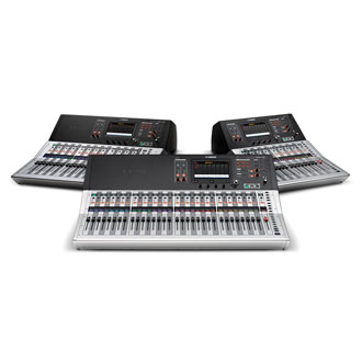 Tf series digital mixers mixers live sound for Yamaha tf series