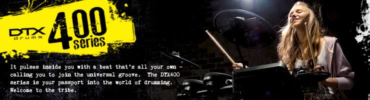 DTX400シリーズ