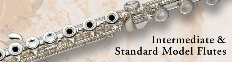 Intermediate&StandardModelFlutes