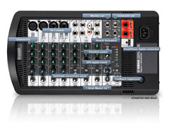 Yamaha Stagepas 400i - New Mixer Features for a Streamlined Set-up