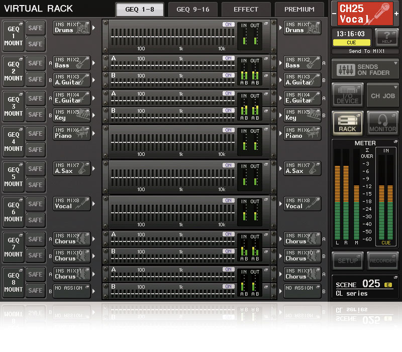 32 Band Graphic Equalizer Software - audiostrongwind1k