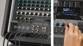 EMX7/EMX5 | Mixers | Products | Yamaha