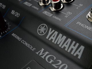 Микшерные пульты Yamaha MG 2014