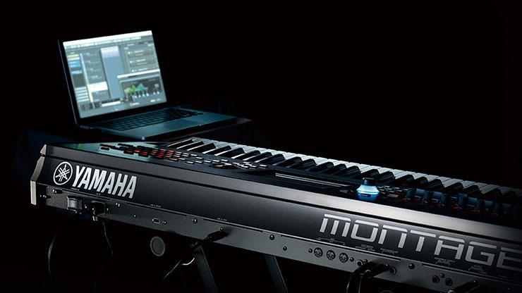 Yamaha montage en multison